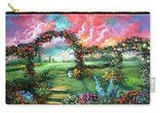Red Sky Garden Carry-all Pouch