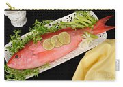 Red Snapper. Carry-all Pouch