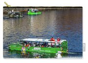 Red Sox On The Charles Carry-all Pouch