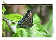 Red-spotted Purple 4172 Carry-all Pouch