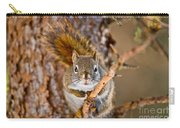 Red Squirrel Pictures 144 Carry-all Pouch