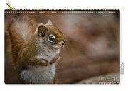Red Squirrel Pictures 170 Carry-all Pouch