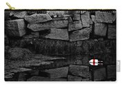 Red Stripe Express Carry-all Pouch
