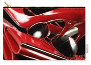 Red Stylish Accessories Carry-all Pouch