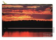 Red Summer Eve Carry-all Pouch