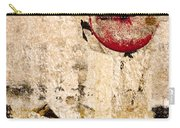 Red Sun Collage Carry-all Pouch