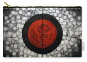 Red Sun Carry-all Pouch