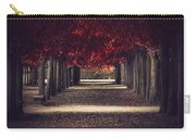 Red Surreal Path  Carry-all Pouch