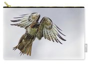 Red Tail Takeoff Carry-all Pouch