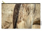 Red-tailed Hawk 4 Carry-all Pouch