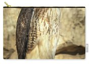 Red-tailed Hawk 5 Carry-all Pouch