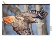 Red Tailed Hawk Flying Carry-all Pouch