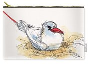 Red-tailed Tropicbird On Aitutaki Carry-all Pouch