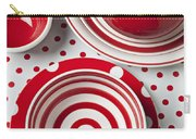 Red Teapot Carry-all Pouch by Garry Gay