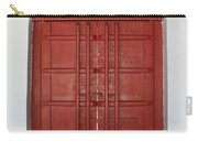 Red Temple Door Carry-all Pouch