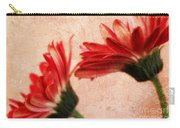 Red Texture 2 Carry-all Pouch