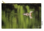 Red Throated Loon Carry-all Pouch