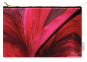 Red Ti Leaf Plant - Hawaii Carry-all Pouch