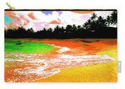 Red Tide Green Tide Carry-all Pouch