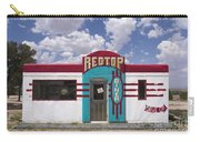 Red Top Diner On Route 66 Carry-all Pouch