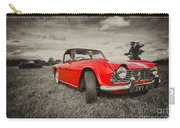 Red Tr4  Carry-all Pouch