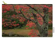 Red Tree II Carry-all Pouch by Gary Lengyel