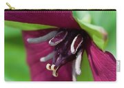 Red Trillium.. Carry-all Pouch