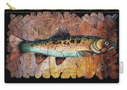 Red Trout Fresco Carry-all Pouch