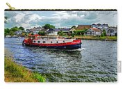 Red Tug Boat Carry-all Pouch