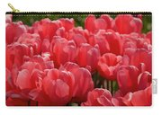 Red Tulip Buds Crest The Earth Carry-all Pouch