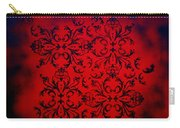 Red Velvet By Madart Carry-all Pouch