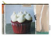 Red Velvet Cupcake Carry-all Pouch