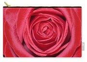 Red Velvet Rose Carry-all Pouch