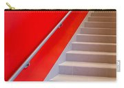 Red Walls Staircase Carry-all Pouch
