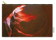 Red Wave Carry-all Pouch
