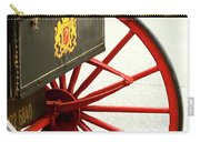 Red Wheel Carry-all Pouch