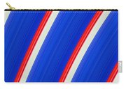 Red White And Blue Carry-all Pouch