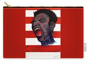 Red, White And Blue Carry-all Pouch