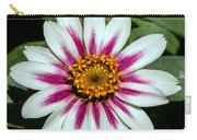 Red White And Yellow Flower Carry-all Pouch