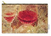 Red Wine 3 Carry-all Pouch