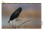 Red Winged Blackbird Call Carry-all Pouch