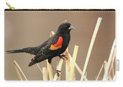 Red Winged Blackbird I I Carry-all Pouch
