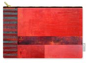 Red With Orange 2.0 Carry-all Pouch