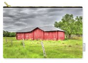 Red Wood Barn - Edna, Tx Carry-all Pouch