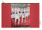 Red Woods Angels Black Like Me Carry-all Pouch