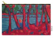 Red Woods Carry-all Pouch