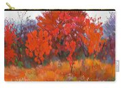 Red Woods Painting Carry-all Pouch