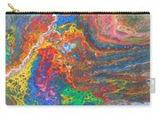 Red Yellow Blue Abstract Carry-all Pouch