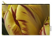 Red Yellow Tulip Carry-all Pouch
