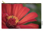 Red Zina Carry-all Pouch